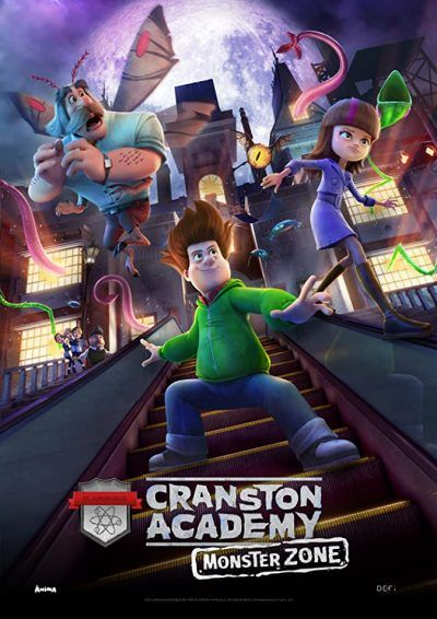 دانلود انیمیشن Cranston Academy Monster Zone 2020