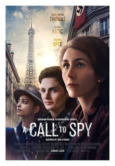 دانلود فیلم تماس با جاسوس دوبله فارسی A Call to Spy 2020