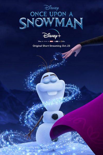 دانلود انیمیشن 2020 Once Upon a Snowman - Frozenبا دوبله فارسی