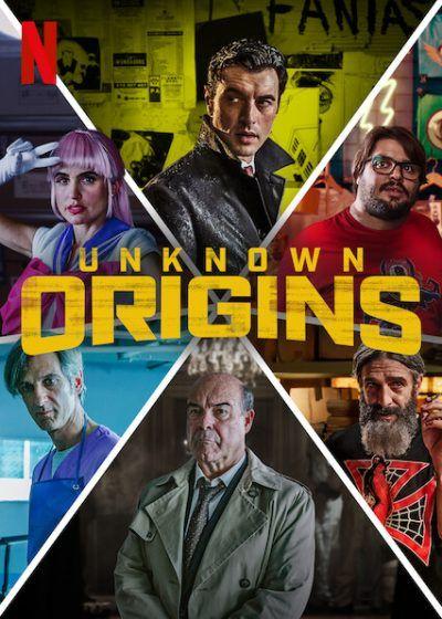 دانلود فیلم Unknown Origins 2020 با دوبله فارسی