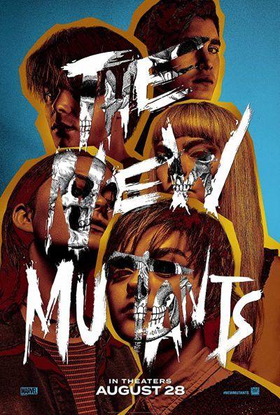 دانلود فیلم جهش یافتههای جدید The New Mutants 2020