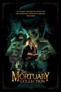 دانلود فیلم مردگان دوبله فارسی The Mortuary Collection 2020