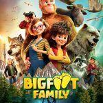 دانلود انیمیشن خانواده پاگنده دوبله فارسی Bigfoot Family 2020