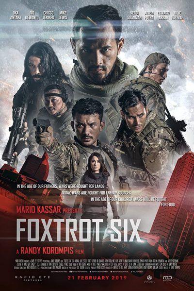 دانلود فیلم فاکس ترات 6 دوبله فارسی Foxtrot Six 2020