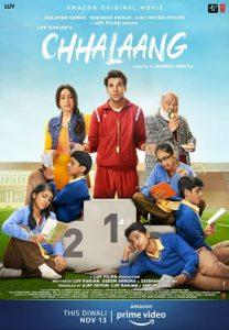 دانلود فیلم پرش Chhalaang 2020 دوبله فارسی
