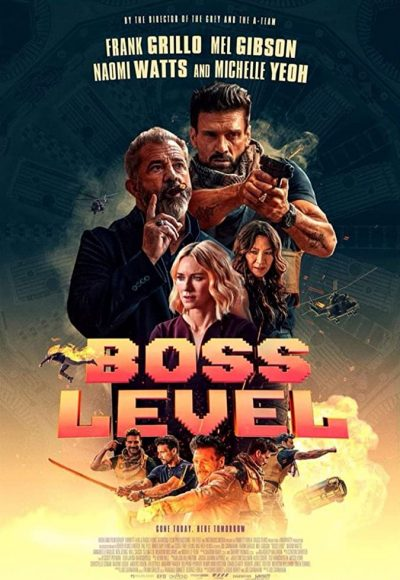 دانلود فیلم Boss Level 2020 با دوبله فارسی
