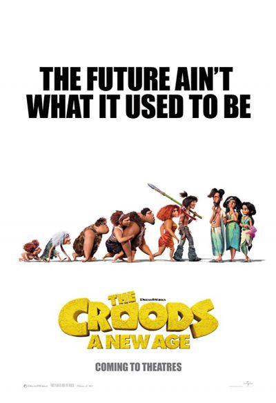 دانلود انیمیشن غارنشینان 2 The Croods: A New Age 2020
