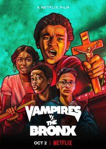 دانلود فیلم خون آشام های محله برانکس دوبله فارسی Vampires vs. the Bronx 2020