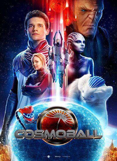 دانلود فیلم دروازه بان کهکشان دوبله فارسی Cosmoball 2020
