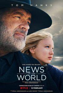 دانلود فیلم News of the World 2020 با دوبله فارسی