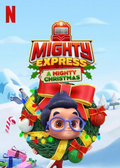 دانلود انیمیشن Mighty Express: A Mighty Christmas 2020 با دوبله فارسی