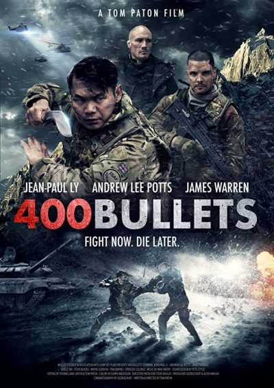 دانلود فیلم 400 گلوله دوبله فارسی 400 Bullets 2021