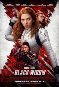 بیوه سیاه دوبله فارسی Black Widow 2021