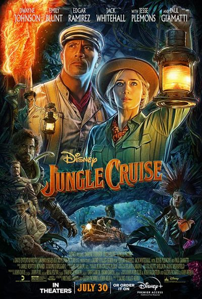دانلود فیلم 2021 Jungle Cruise جنگل کروز دوبله فارسی